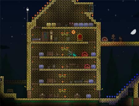 Золотая крепость