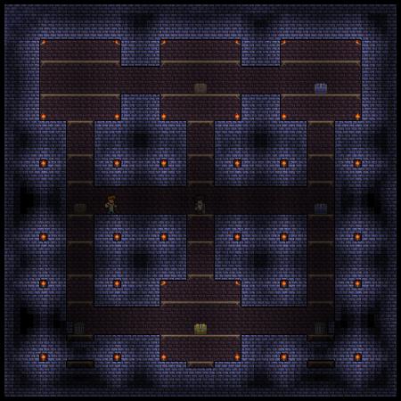 PVP Dungeon Arena Generator