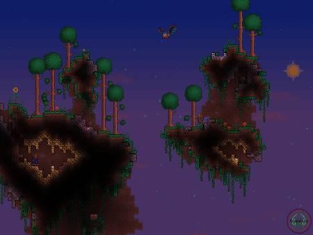 Карта Forgotten Land