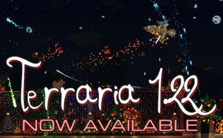 Terraria 1.2.2 вышла в Steam