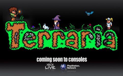 Скачать Terraria на PS3!