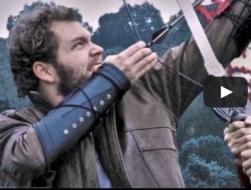 Видео косплей Terraria