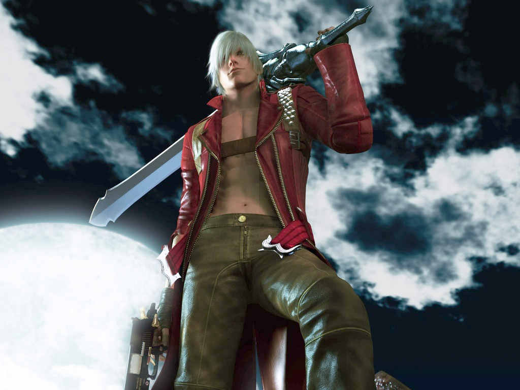 Wave-Bank: Devil May Cry.
