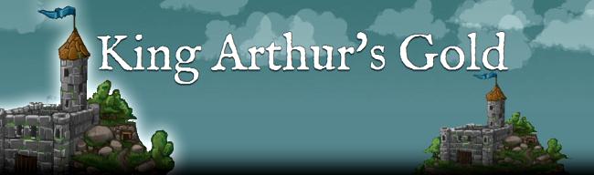 King Arthur's Gold logo