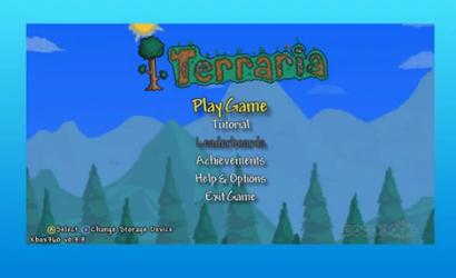Видео: Эксклюзивный контент консольной Terraria
